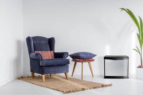 Valiant Blue Chair